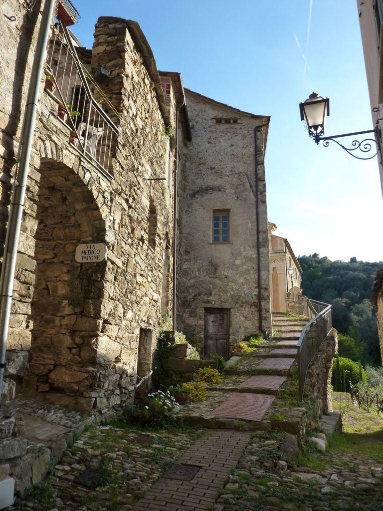 Torre Paponi - caruggio