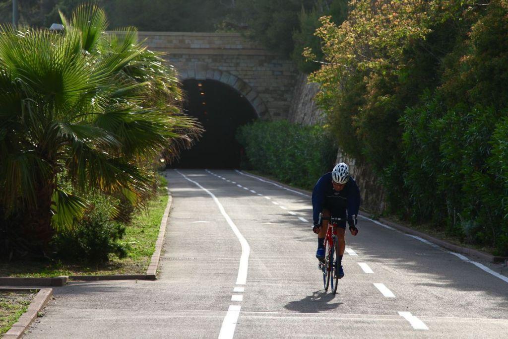 La pista ciclabile più bella d'Italia