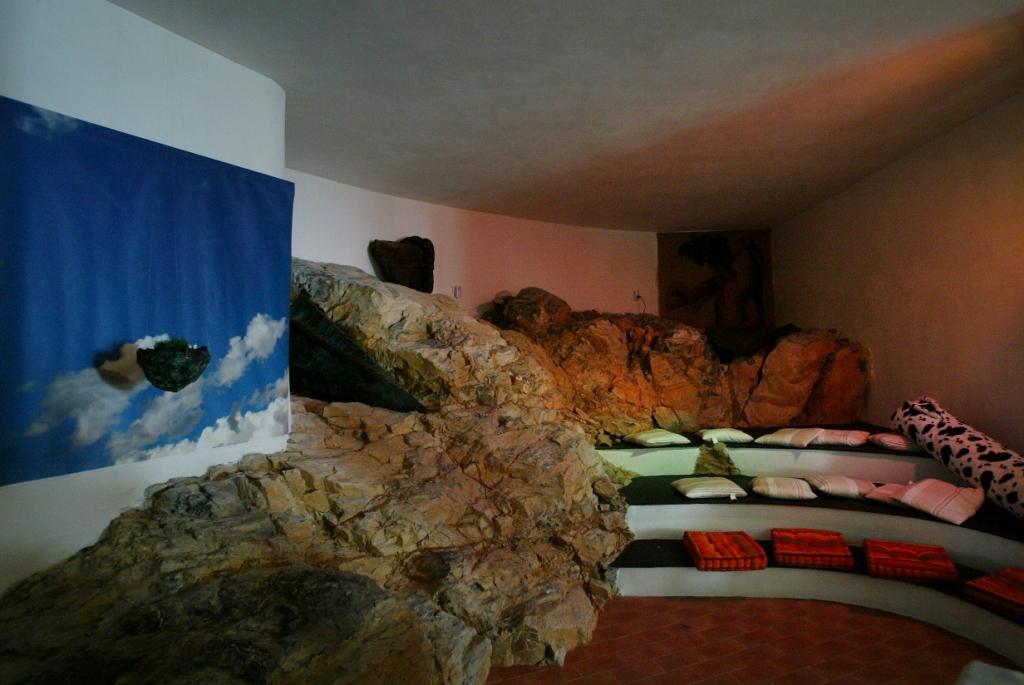 Villa Biener - galleria anfiteatro