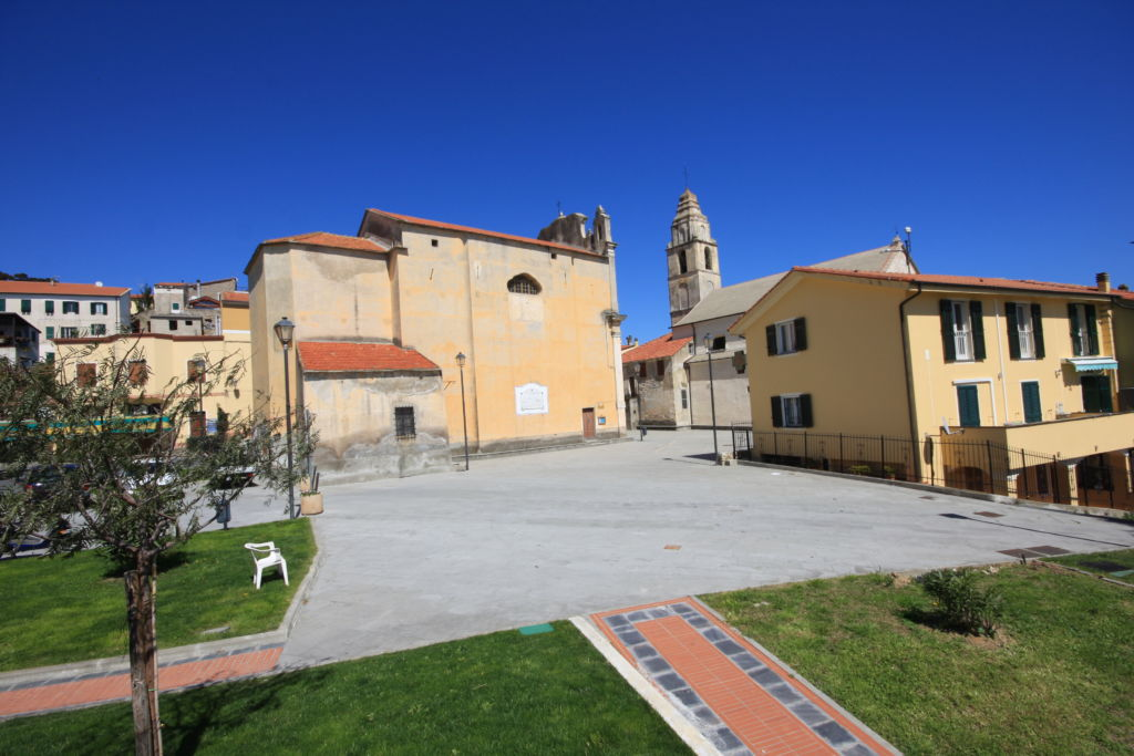 Oratorio dell'Annunciazione Cipressa