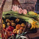 Zucchine trombette in fiore