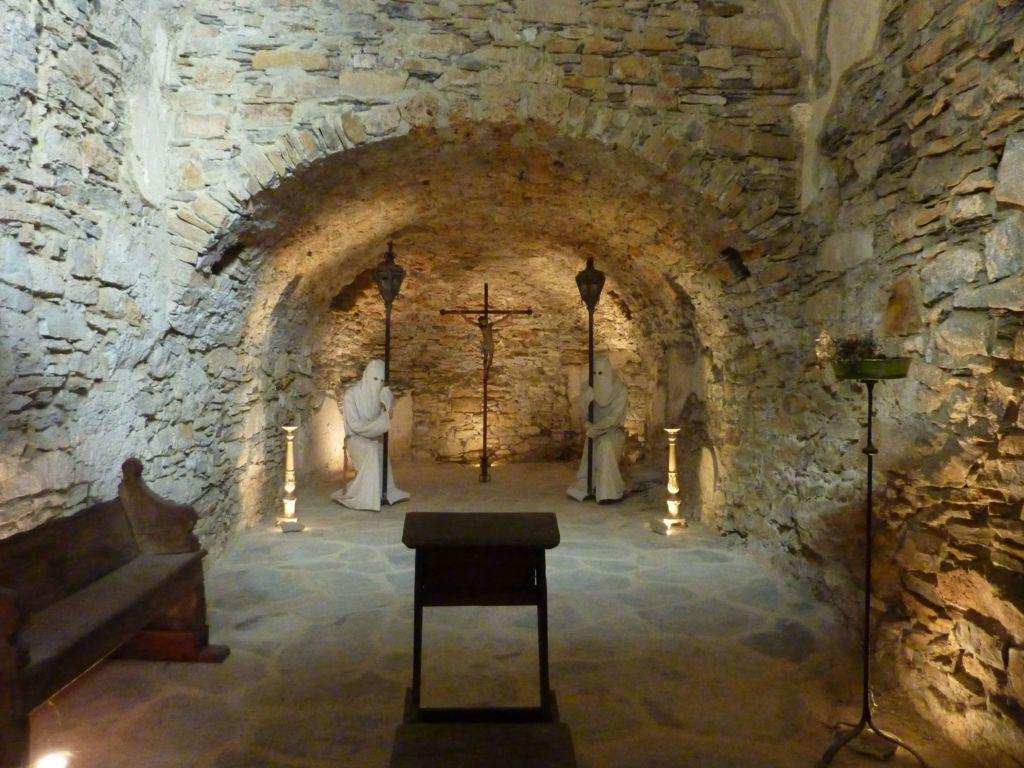 cappella-museo delle confraternita