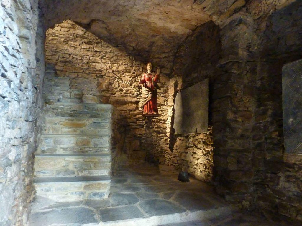 case canoniche, museo d'arte sacra