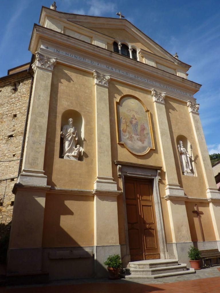 chiesa dei Santi Matteo e Gregorio Magno