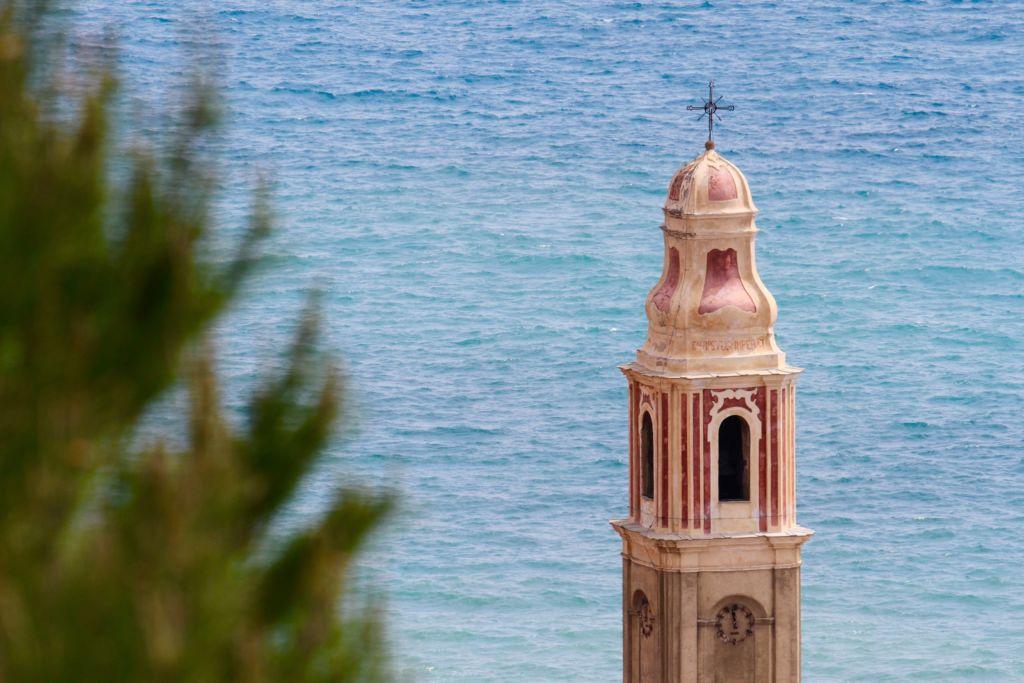 chiesa di Santa Maria Maddalena, campanile