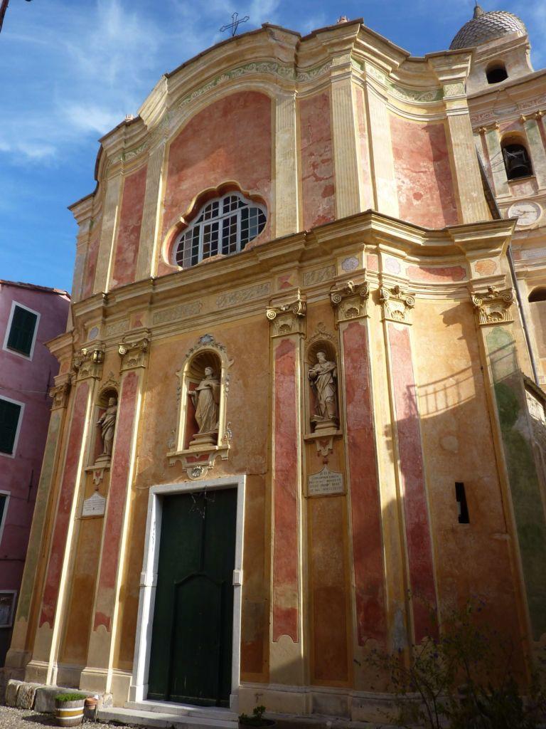 chiesa parrocchiale di San Bernardo a
