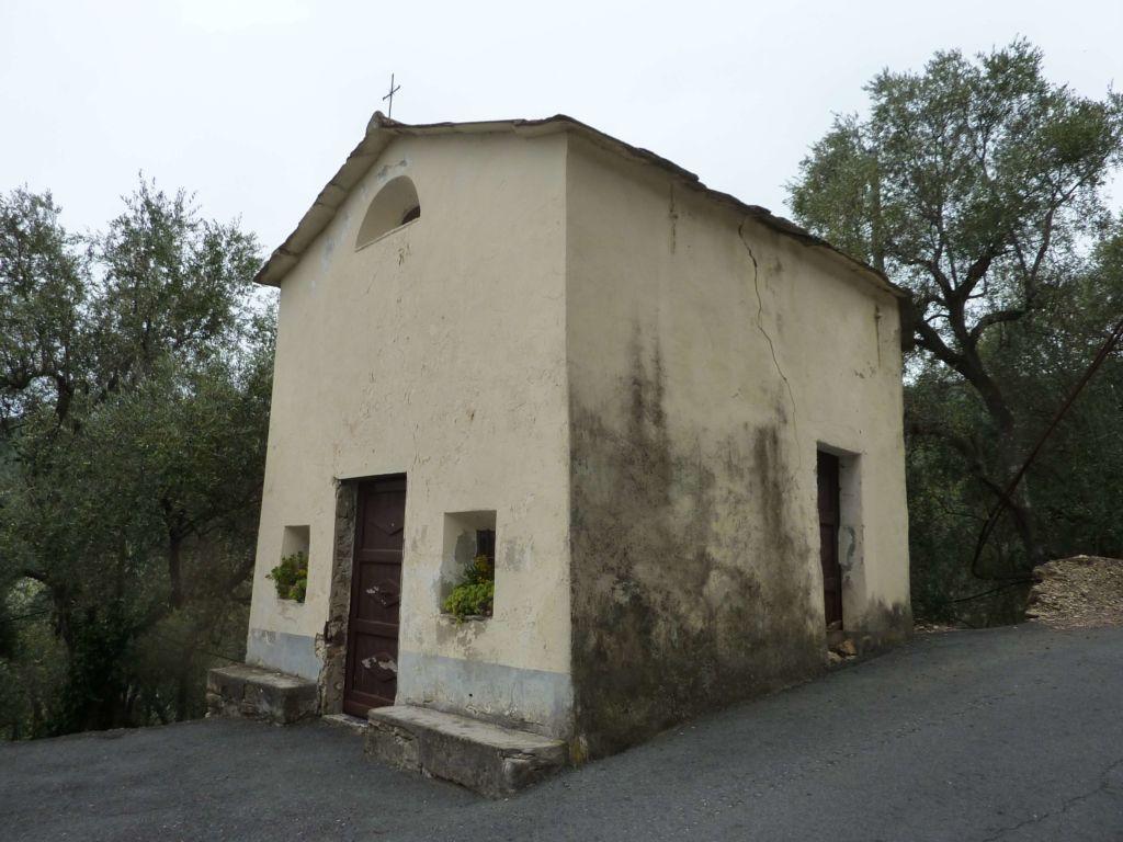 oratorio della Madonna della Rocca a