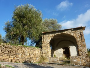Civezza - oratorio di San Salvatore