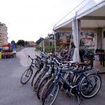 San Lorenzo al Mare, renting bikes
