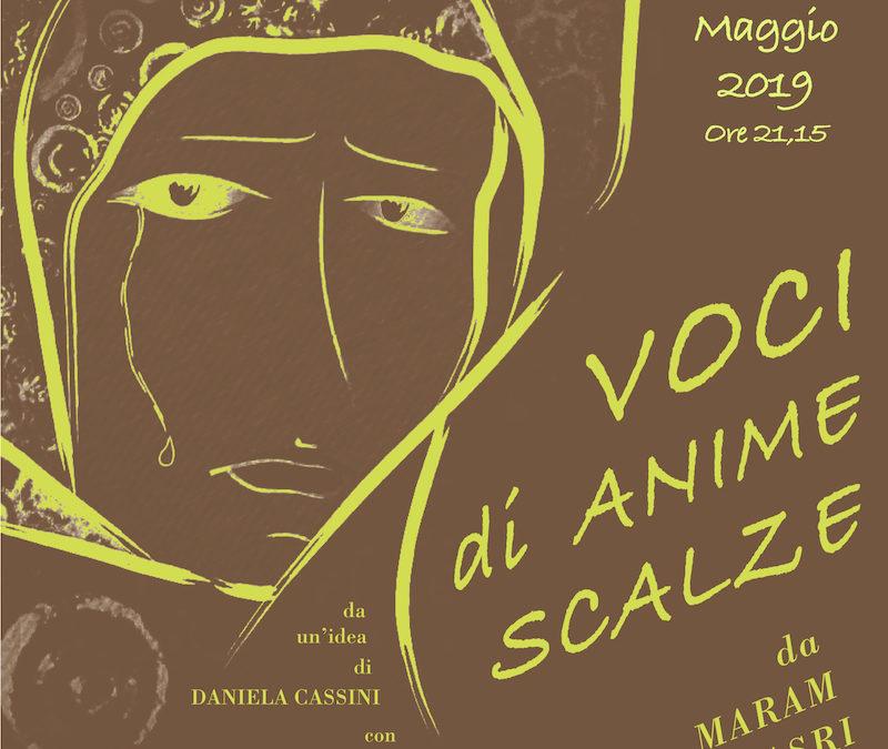 """Il Teatro dell'Albero presenta """"VOCI"""""""
