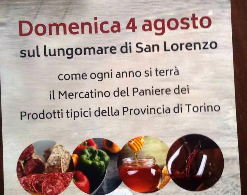 Mercatini del Paniere dei Prodotti Tipici della Provincia di Torino
