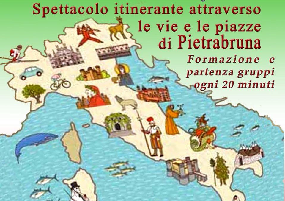 """Scene da """"L'Italia s'è desta"""""""