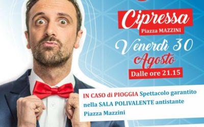 Leonardo Fiaschi show