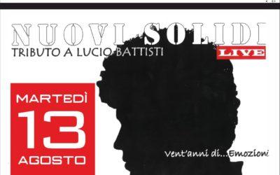 Triibuto a Lucio Battisti