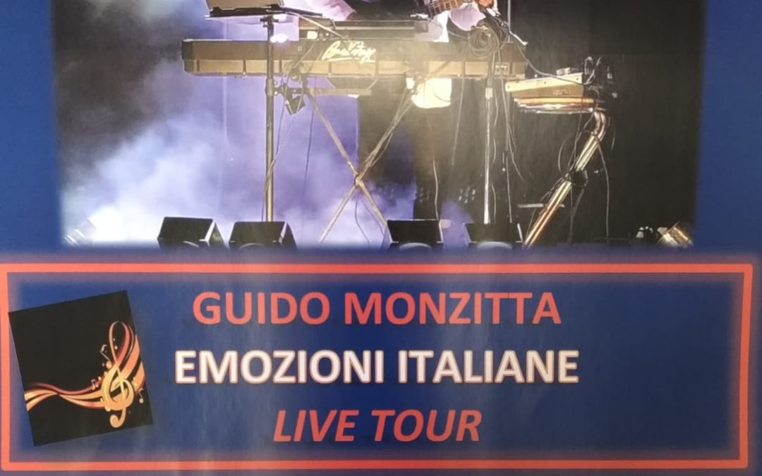 Emozioni Italiane live tour